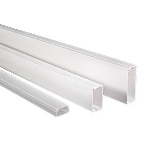 Canaleta pvc 100x60 2 metros blanco satra capacidad 72 - Precio canaleta pvc ...
