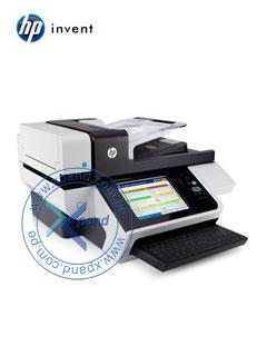hp digital sender flow 8500 fn1 service manual