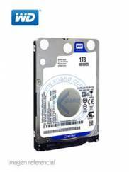 HD WD 1TB 5400 128MB BLUE NB