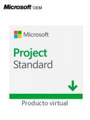MS PROJECT STD 2019 VIRTUAL