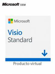 MS VISIO STD 2019 VIRTUAL