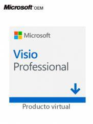 MS VISIO PRO 2019 VIRTUAL