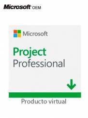 MS PROJECT PRO 2019 VIRTUAL