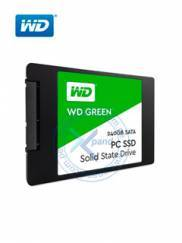 SSD WD 240GB GREEN 2.5 SATA